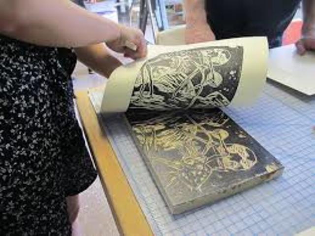Creation of Printing Making
