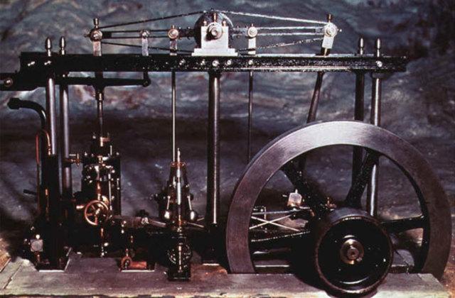 Maquina a vapor