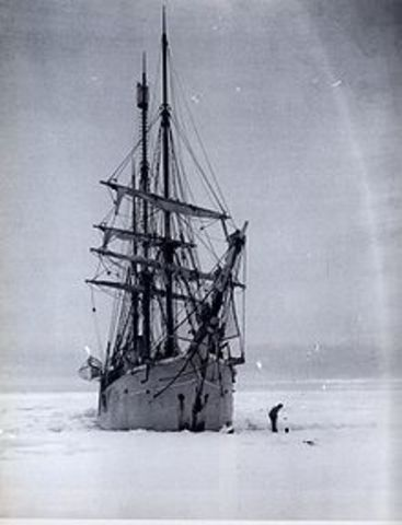 The First Scientific Expedition