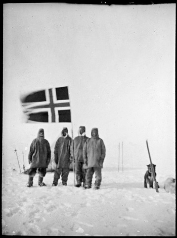 Discovery of South Pole