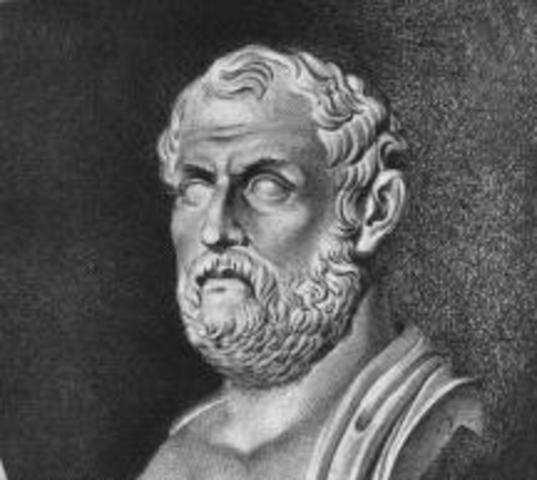 Thucydides Born
