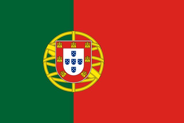 Portuges en Lusitana