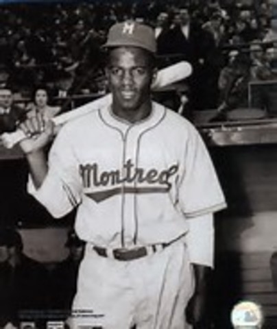 Jackie plays first international league game