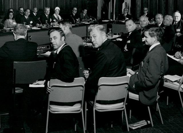 Antarctic Treaty Established