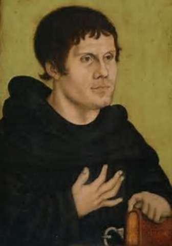 Martin Becomes a Monk