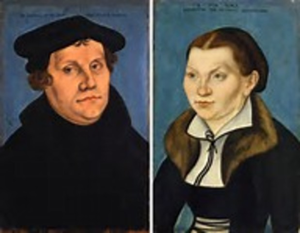 Luther Marries Katharina Bon Vora