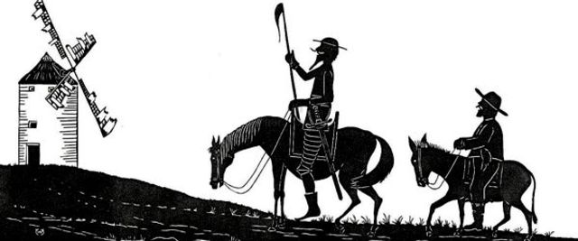 Capitulo 2: Don Quijote vive.