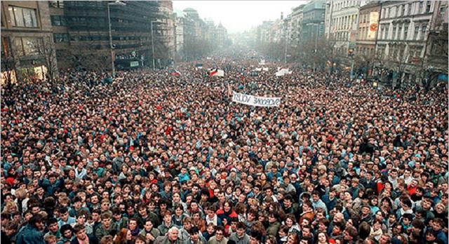 Revolusjonene i 1989