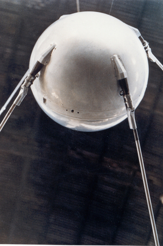 The First Man-Made Object to Orbit Earth