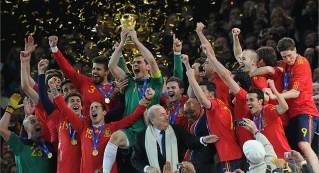 La Seleccion Española de futbol