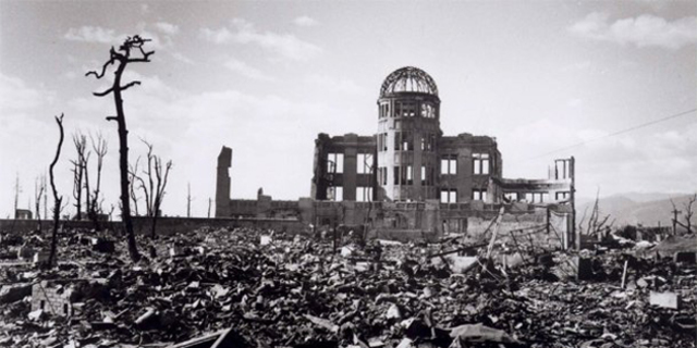 Hiroshima og Nagasaki