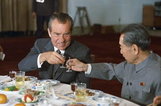 Nixon besøker Kina