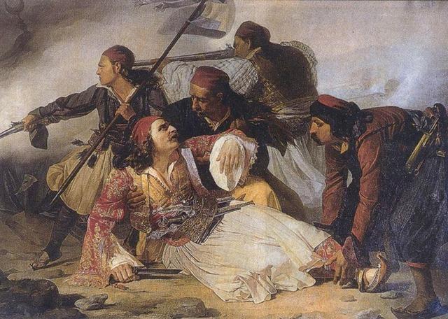 Μάχη του Κεφαλόβρυσου(Καρπενήσι)