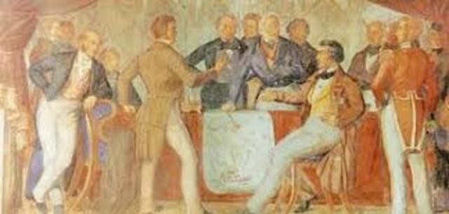 Η Συνθήκη του Λονδίνου και η δημιουργία Ελληνικού κράτους
