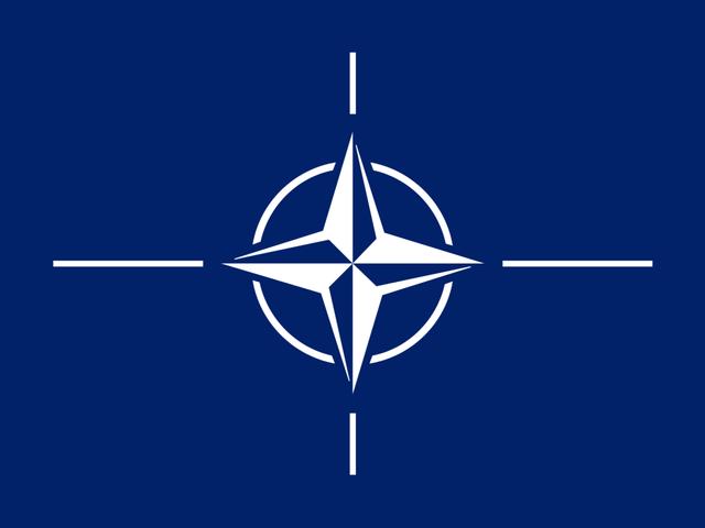 NATO undertegnes/opprettes