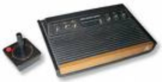 Segunda Generación  Atari 2600
