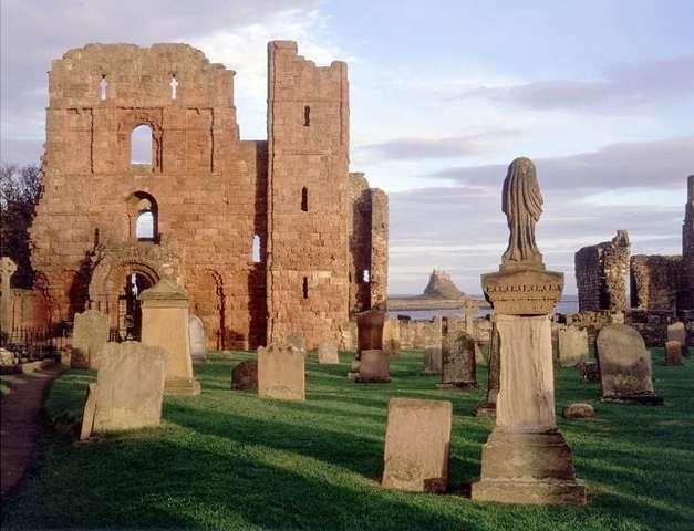 foundation of Lindisfarne Priory