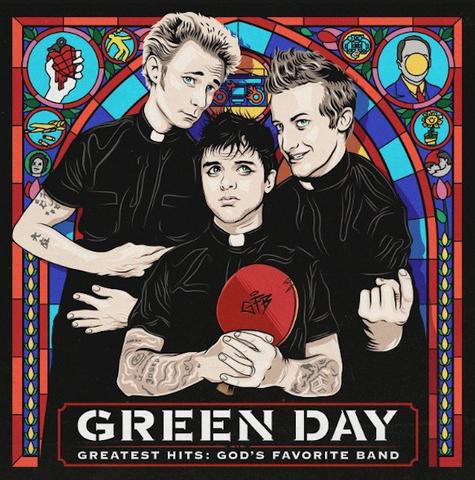 """Green Day"" lanzará un disco con sus grandes éxitos"