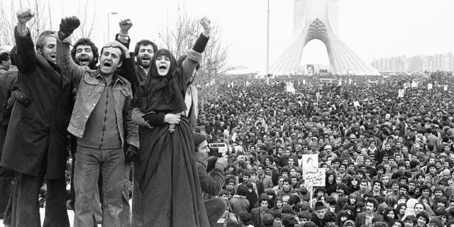 Revolusjonen i Iran