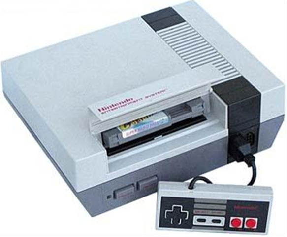 Nintendo Entertainment System (NES) Año: 1985.
