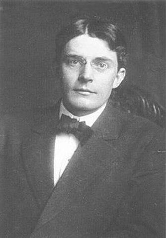 Behaviorizmus alapítója John Broadus Watson -emlékképek, tudat