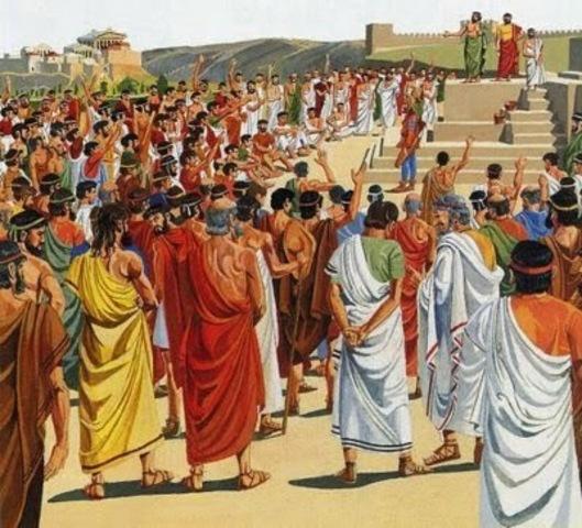 8.2, Athens, Democracy