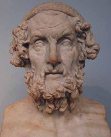 8.3, Greece, Homer Writes Poems