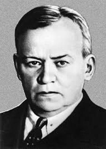 Лузин Николай Николаевич ( 1883-1950)