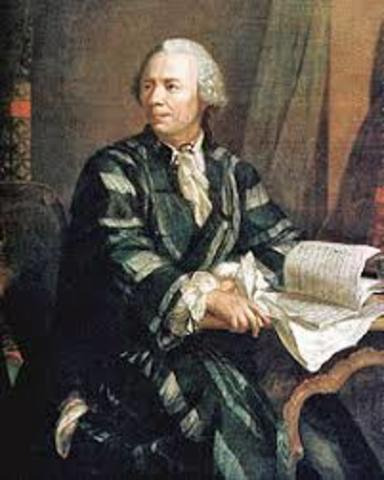 Леонард Эйлер ( 1707-1783)