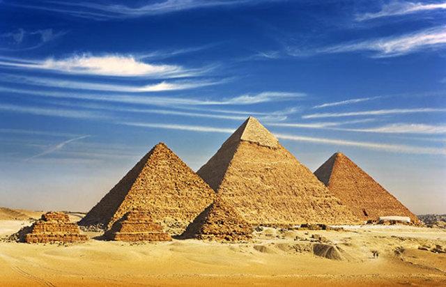 Egypte werd eenheid