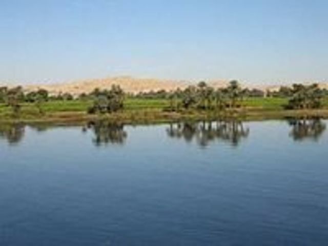 Gebieden aan de Nijl word één staat