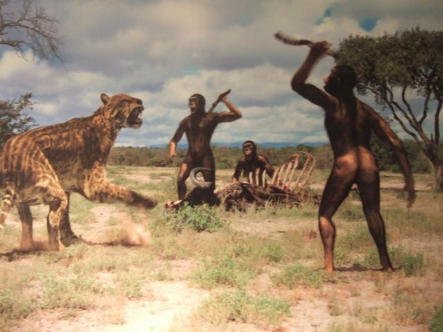Eerste mens op Madagaskar
