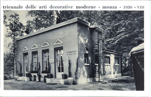 Ferienhaus Monza von Gio Ponti