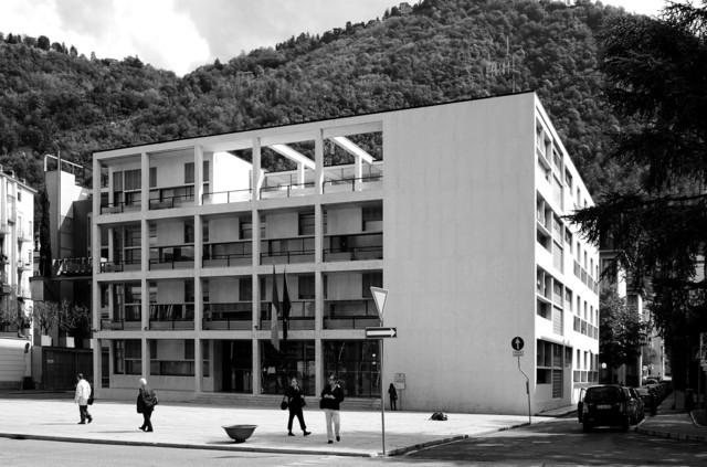 Casa del Fascio von Giuseppe Terragno