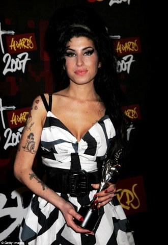 Brit Award 'Mejor Artista Británica'