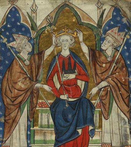 Henry I Became King Of England