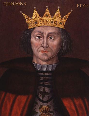 Henry I died
