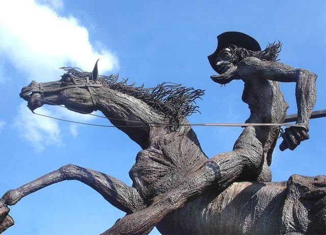 (2) El Quijote sale al mundo