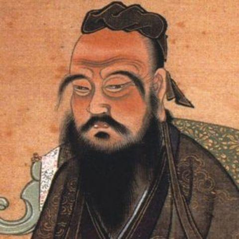 Confucius Born in Lu