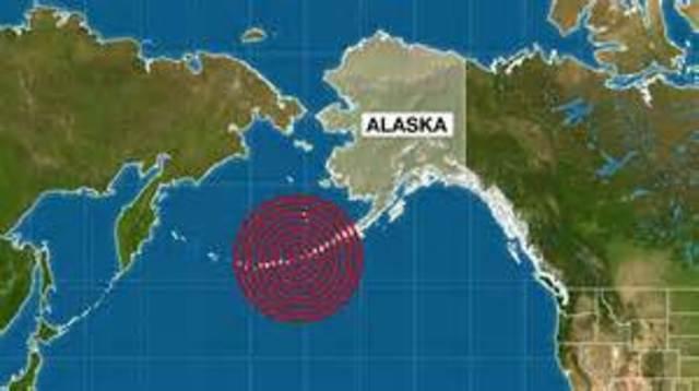 Aleutian Islands Earthquake