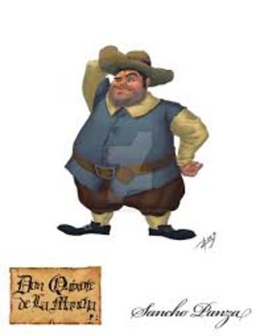Cap. 7 Nuevo compañero: Sancho Panza