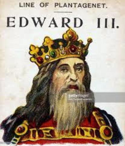 Edward III and th Order of the Garter