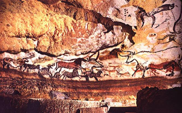 De grot van Lascaux