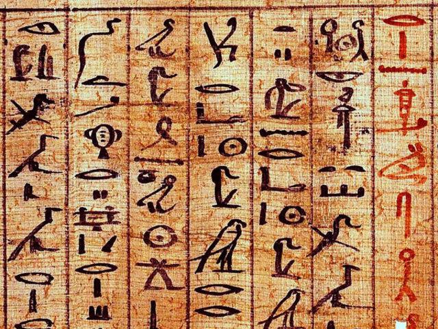 Het hiërogliefenschrift