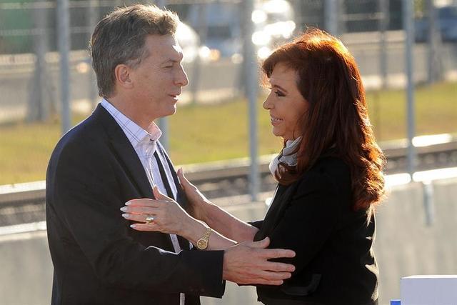 Elecciones presidenciales 2015, fin de Cristina