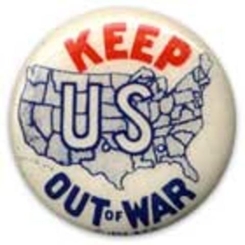 1935 Neutrality Act