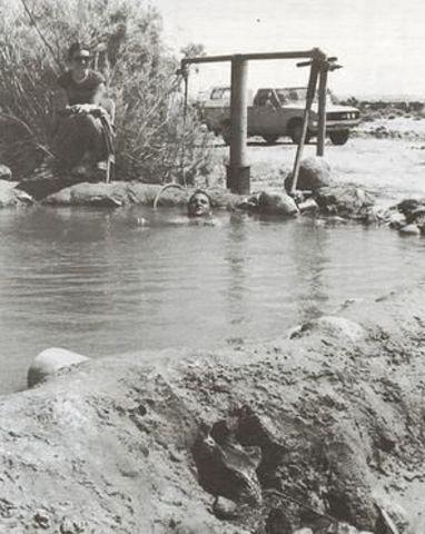 Oh-My-God Hot Springs in Salton City