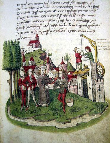 Gründung Bern als Zähringerstadt