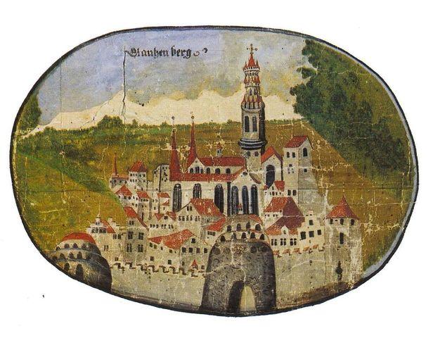 Glanzenberg Gründung