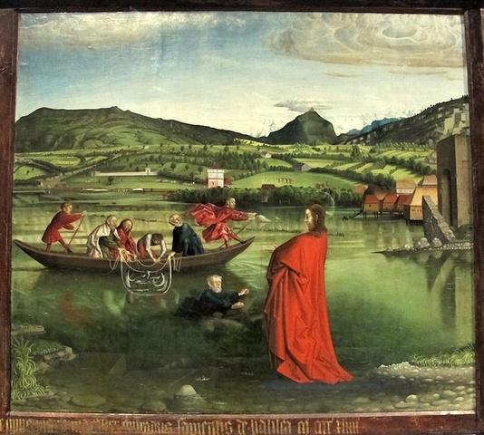 Bild Heiliger Fischzug